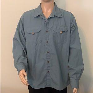 🎈Wrangler long sleeve button down men's 2XL